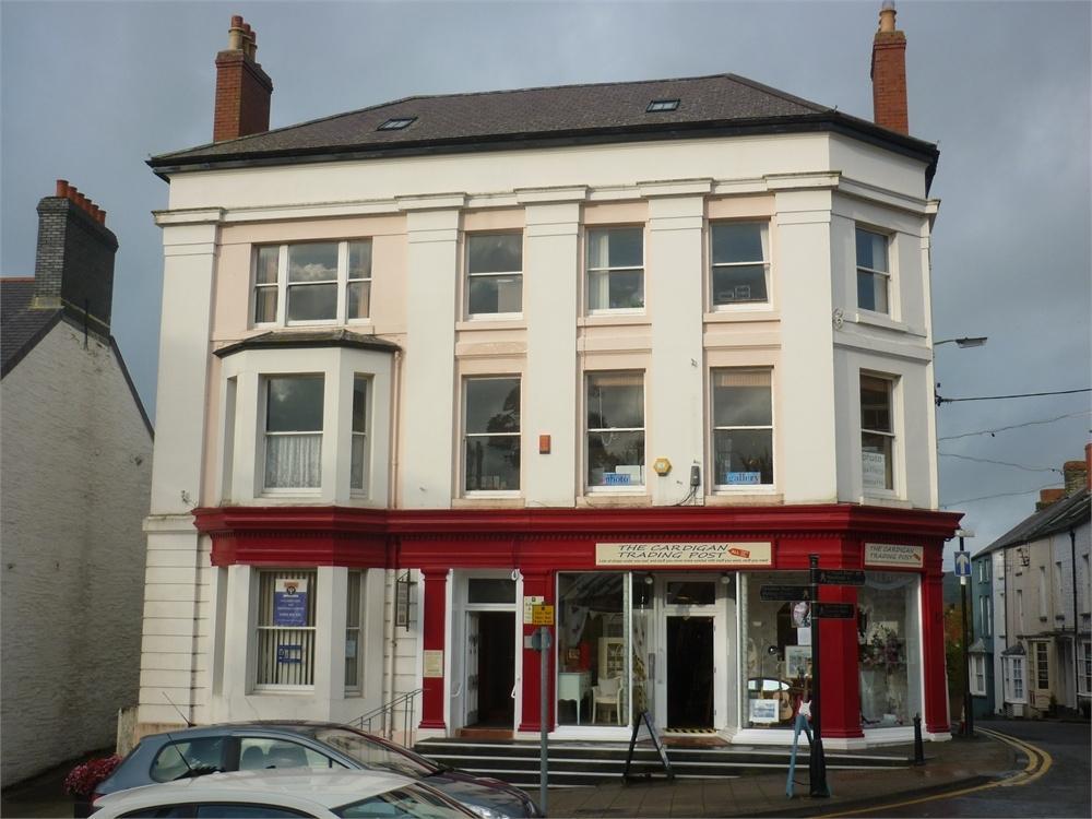Town House for sale in Bridge Street, Cardigan, Ceredigion