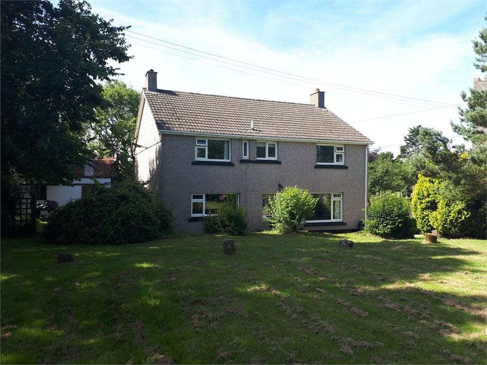 5 Bedrooms Detached House for sale in Stockwell House, Marros, Pendine, CARMARTHEN