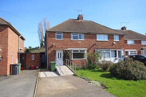 3 bedroom semi-detached house for sale - Burns Road, Leamington Spa