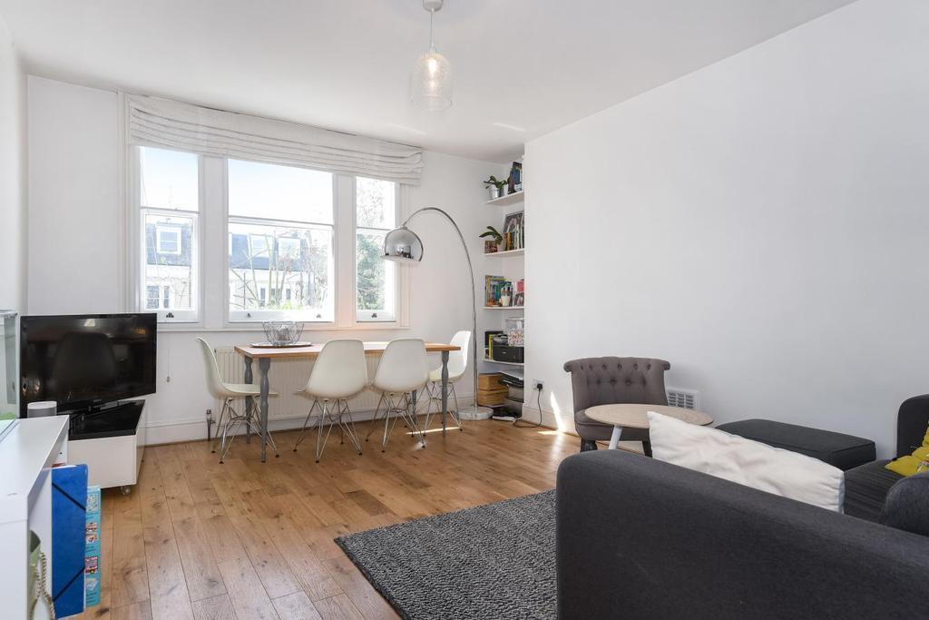 2 Bedrooms Flat for sale in Elsham Road, Kensington