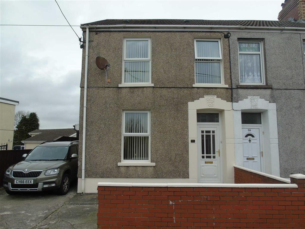 3 Bedrooms End Of Terrace House for sale in Heol Llanelli, Pontyates, Llanelli