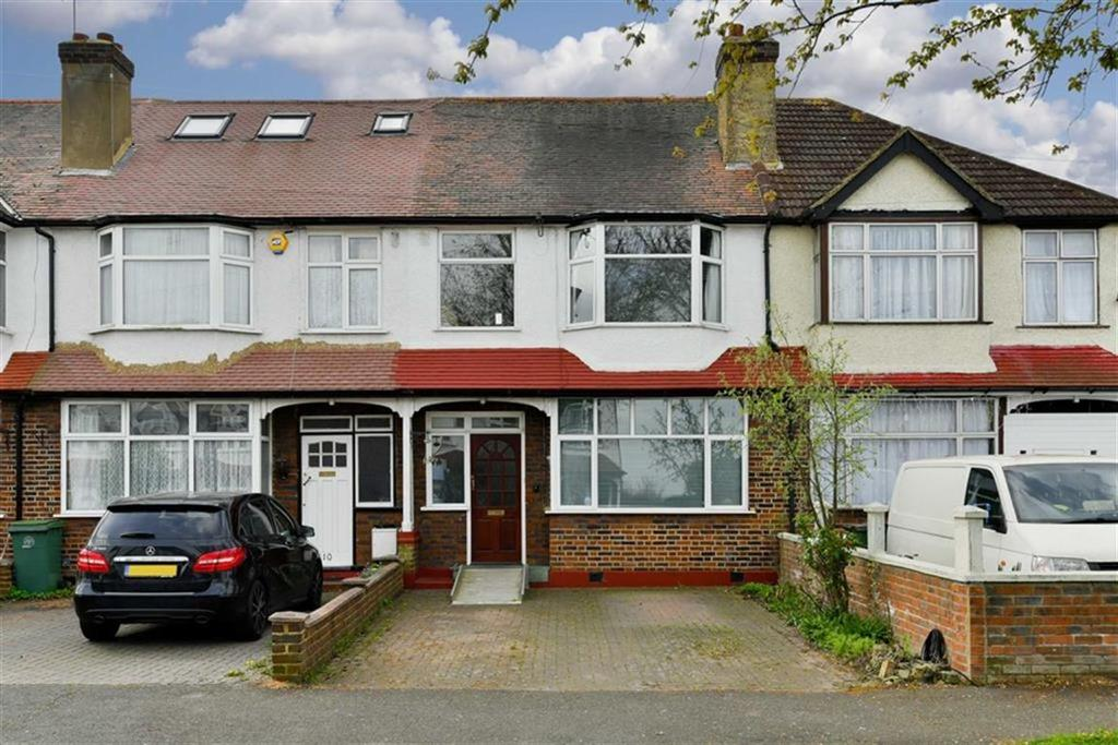 3 Bedrooms Terraced House for sale in Sparrow Farm Road, Stoneleigh, Surrey