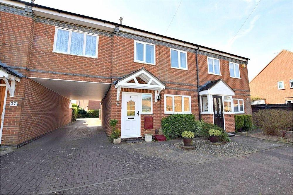 3 Bedrooms End Of Terrace House for sale in The Crescent, Abbots Langley, HERTS