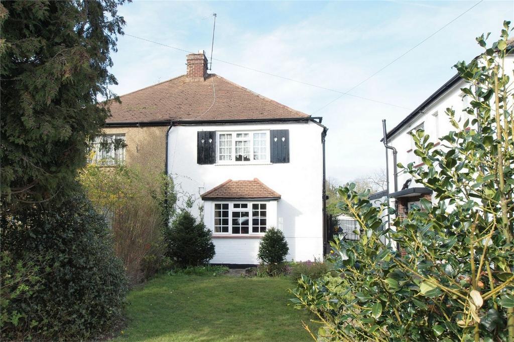 3 Bedrooms Semi Detached House for sale in Hawes Lane, West Wickham, Kent