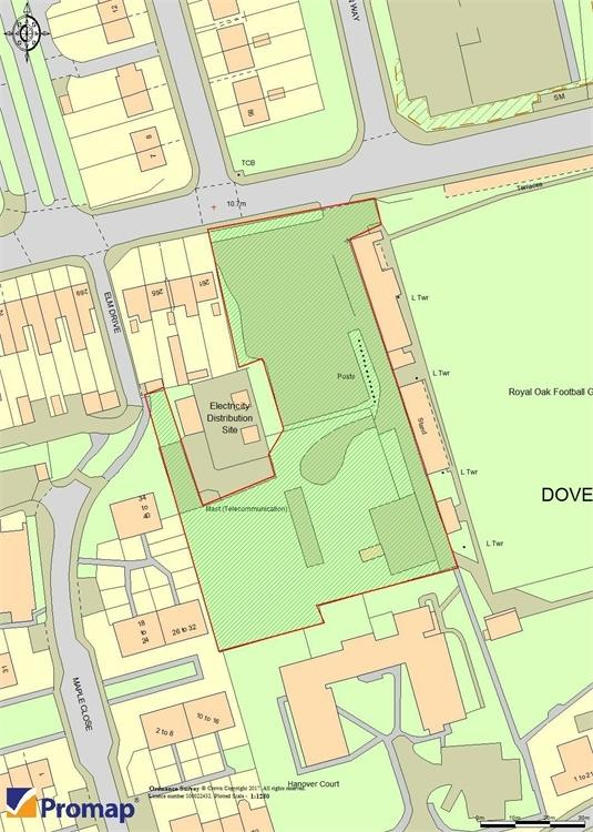 Land Commercial for sale in Main Road, Dovercourt, HARWICH, Essex