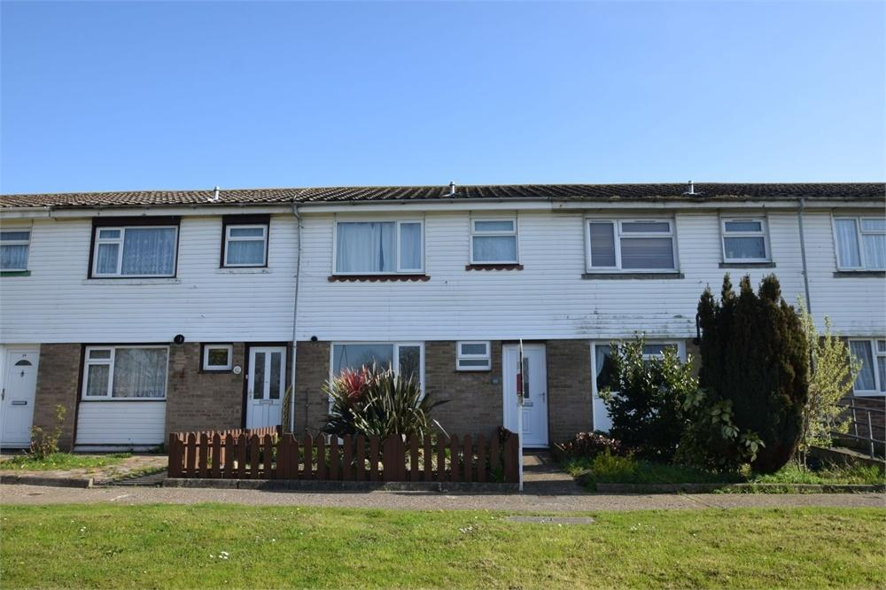 3 Bedrooms Terraced House for sale in Lydd Close, Langney, East Sussex