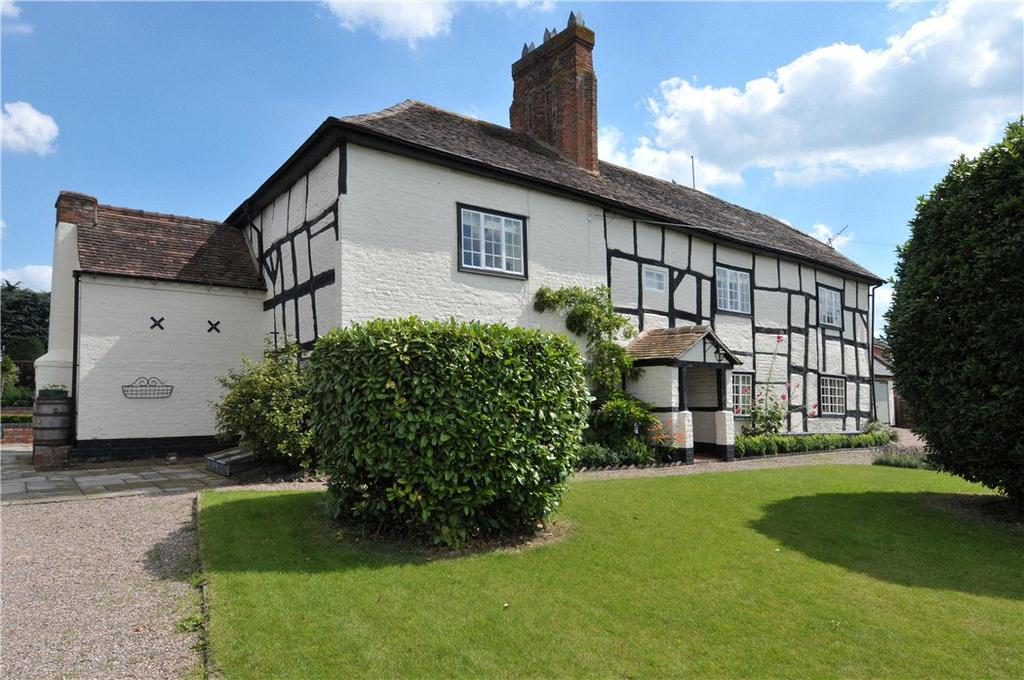 4 Bedrooms Detached House for sale in Ryall Road, The Grove Ryall, Worcester, Worcestershire, WR8
