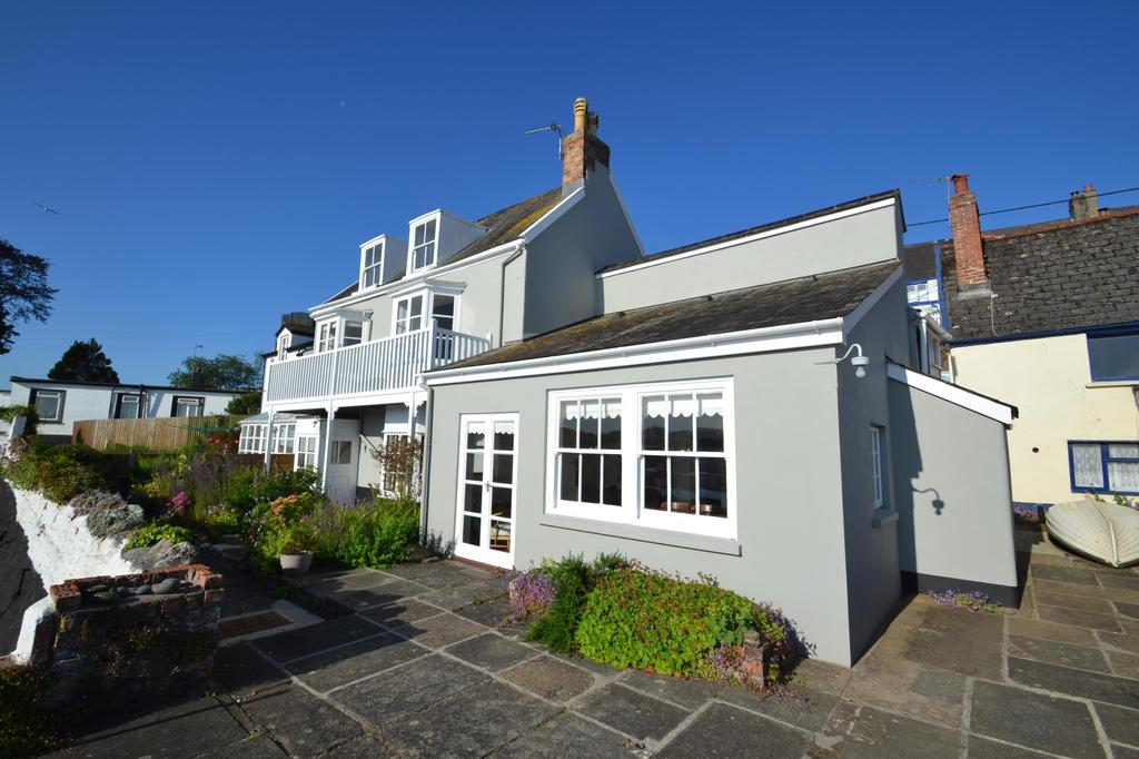 3 Bedrooms Semi Detached House for sale in New Quay Street, Appledore