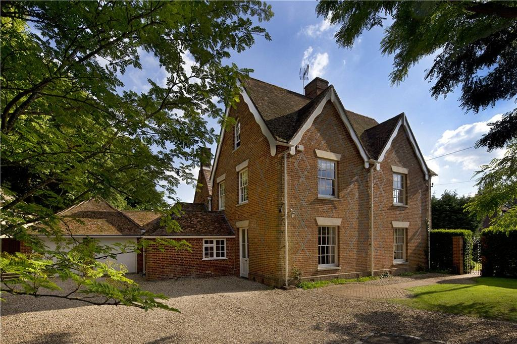 6 Bedrooms Detached House for sale in East Hagbourne, Oxfordshire, OX11
