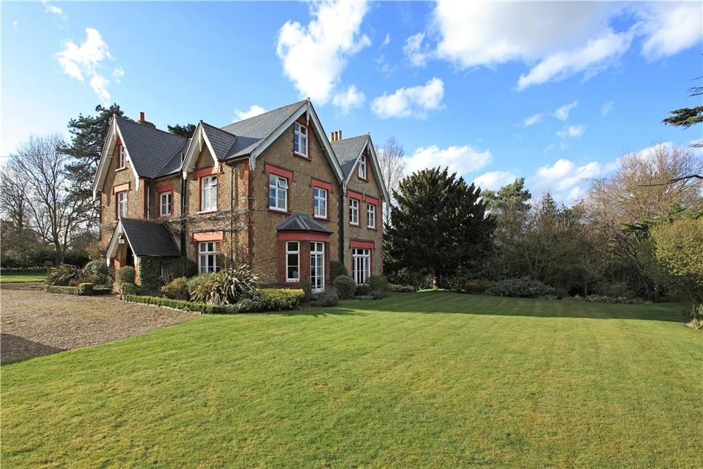 7 Bedrooms Detached House for sale in The Street, Ryarsh, West Malling, Kent, ME19
