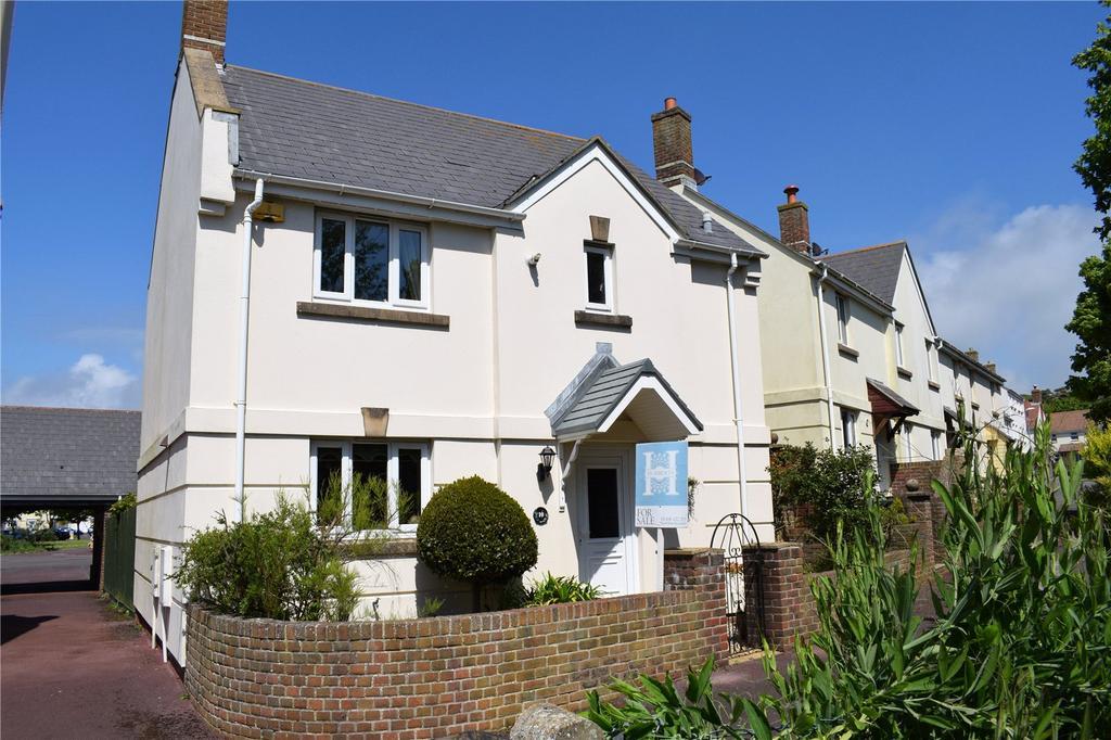 3 Bedrooms Detached House for sale in Bramble Drive, Bridport, Dorset