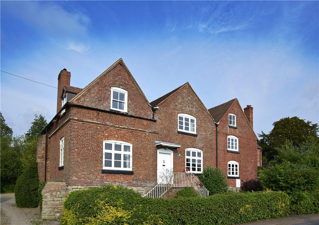 5 Bedrooms Link Detached House for sale in The Village, Clifton-on-Teme, Worcester, Worcestershire, WR6