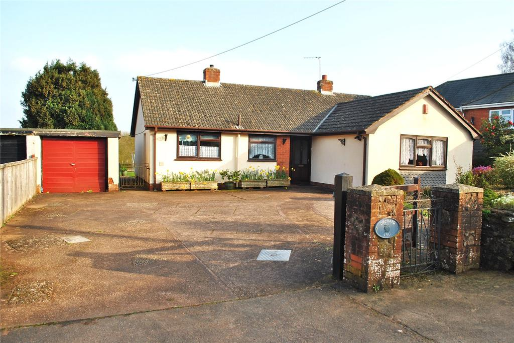 3 Bedrooms Bungalow for sale in Langford Budville, Wellington, Somerset, TA21