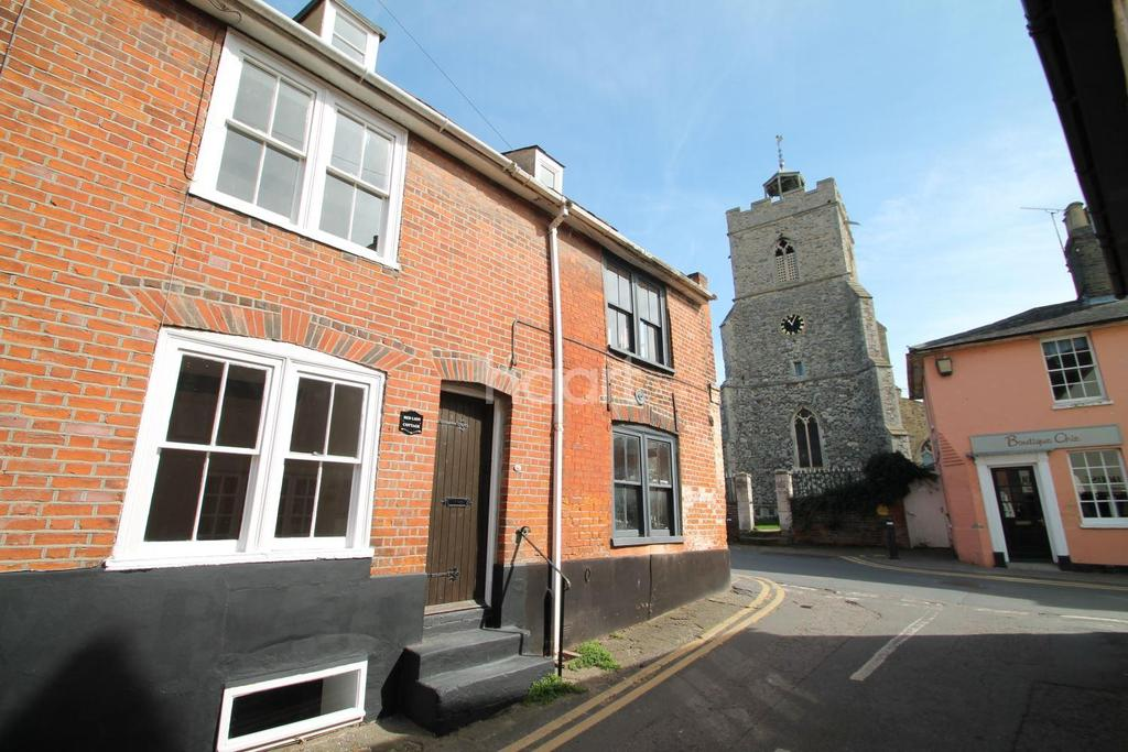 3 Bedrooms Terraced House for sale in Wivenhoe