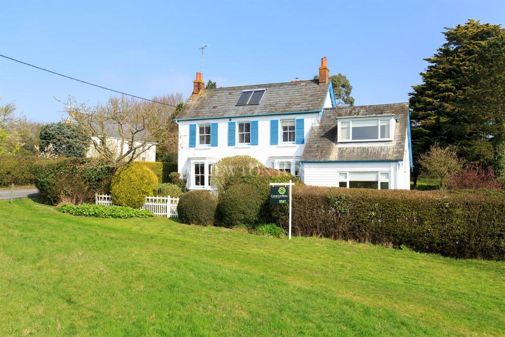 4 Bedrooms Detached House for sale in Peldon