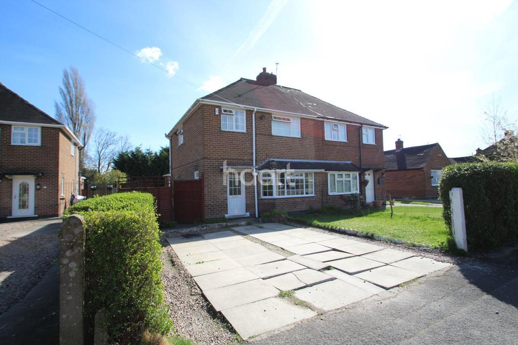 3 Bedrooms Semi Detached House for sale in Church Walk, Nottingham