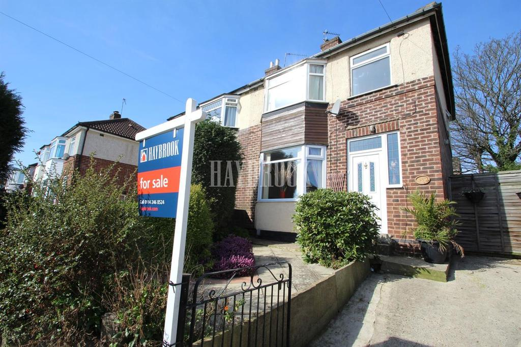 3 Bedrooms Semi Detached House for sale in Jepson Road, Sheffield