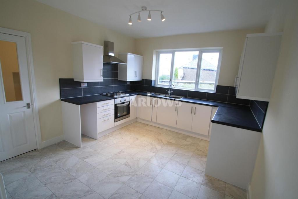 2 Bedrooms Terraced House for sale in Beaufort Rise, Beaufort, Ebbw Vale, Gwent