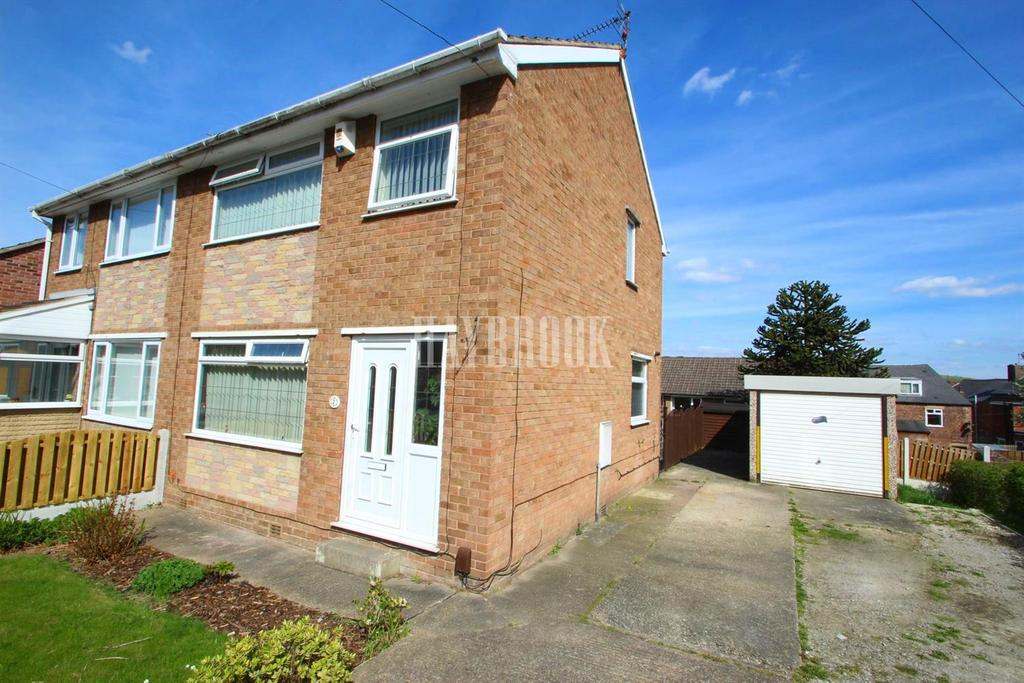 3 Bedrooms Semi Detached House for sale in Jardine Close, Wincobank