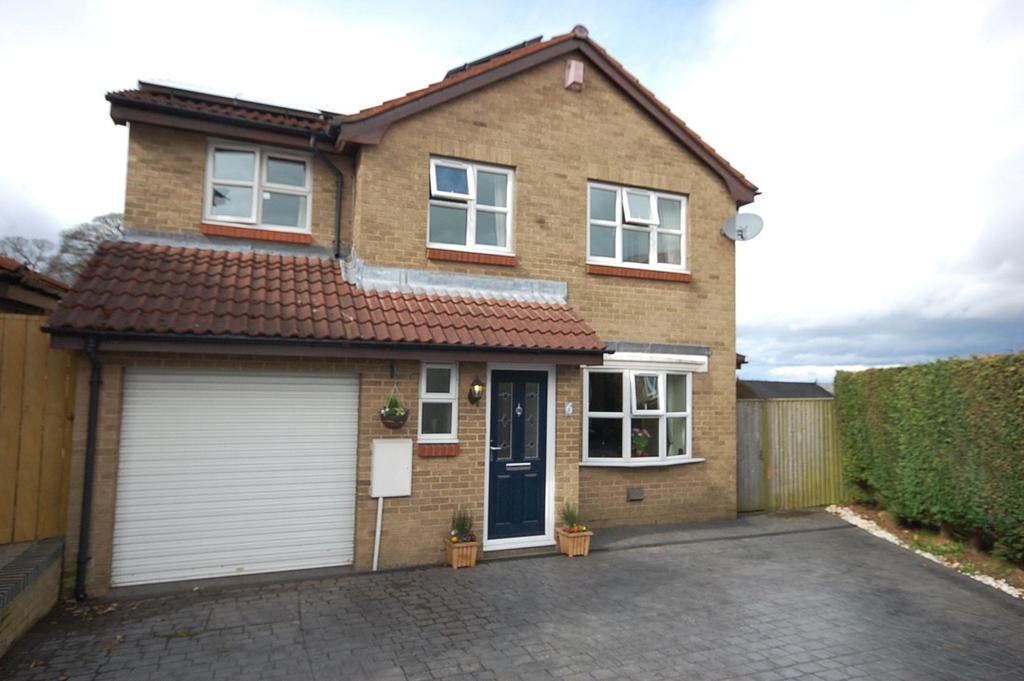 4 Bedrooms House for sale in Burnopfield