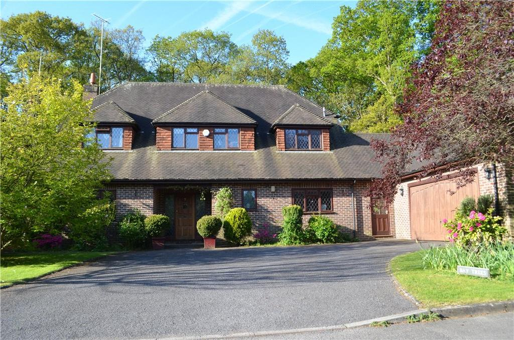 4 Bedrooms Detached House for sale in The Close, Ifold, Loxwood, Billingshurst, RH14