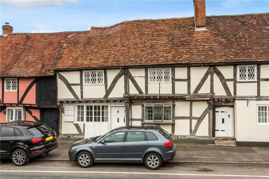 3 Bedrooms Terraced House for sale in Main Road, Hursley, Winchester, Hampshire, SO21