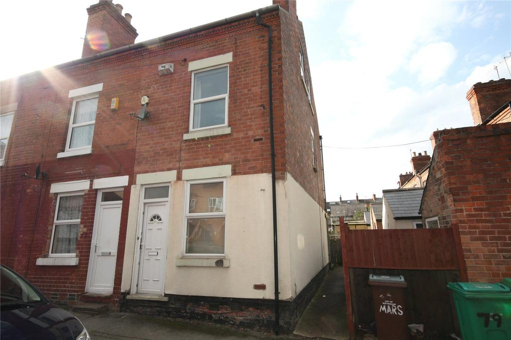 4 Bedrooms End Of Terrace House for sale in Mansfield Street, Sherwood, Nottingham, NG5