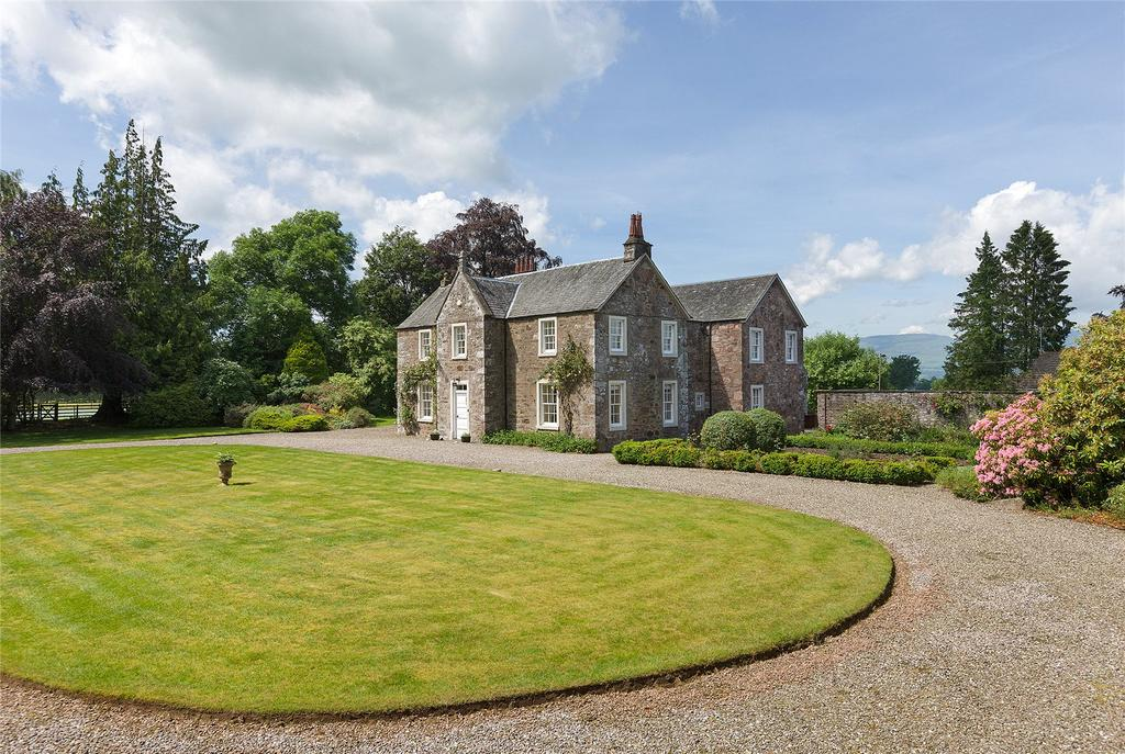 6 Bedrooms Detached House for sale in Balquharrie, By Muthill, Crieff, Perthshire