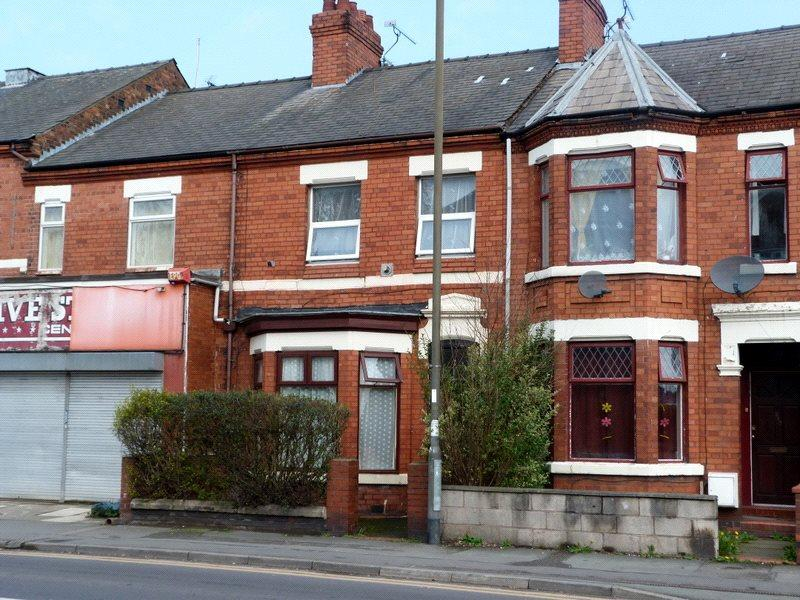 3 Bedrooms Terraced House for sale in West Street, Crewe, Cheshire, CW1