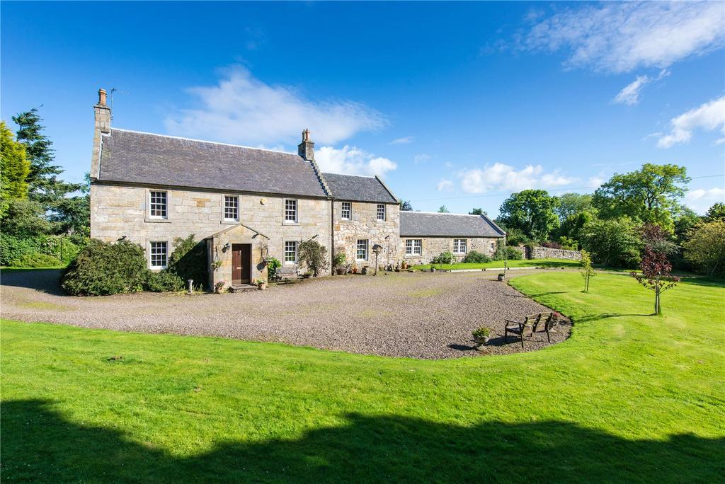 5 Bedrooms Equestrian Facility Character Property for sale in Mawmill House, Cleish, Kinross, Kinross-shire