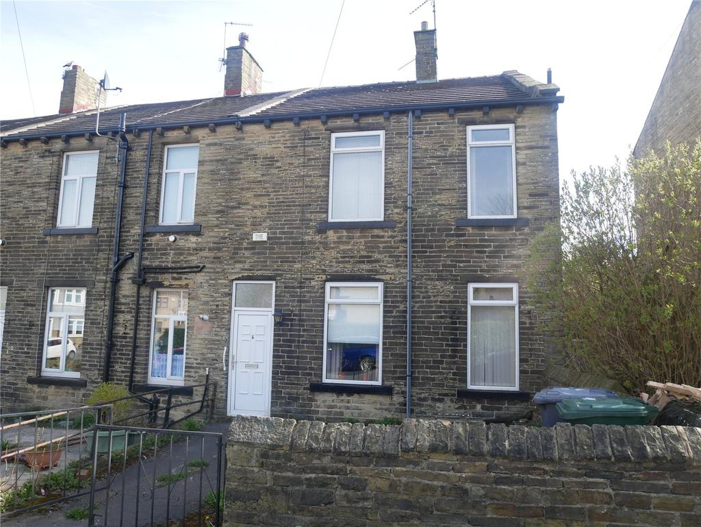 2 Bedrooms Terraced House for sale in Granville Street, Clayton, Bradford, West Yorkshire, BD14