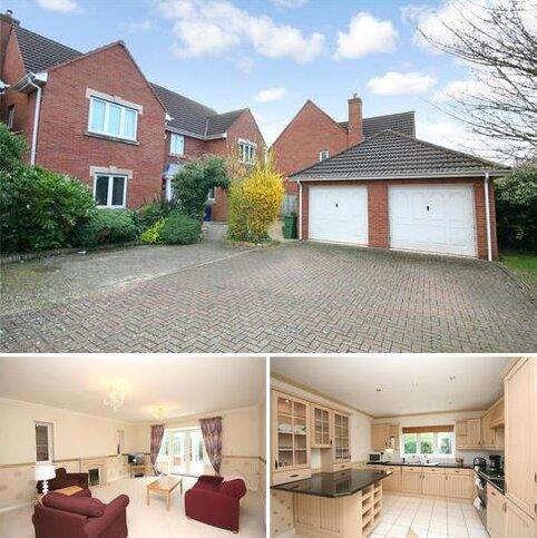5 bedroom detached house to rent - Coburn Gardens, Cheltenham, Gloucestershire, GL51