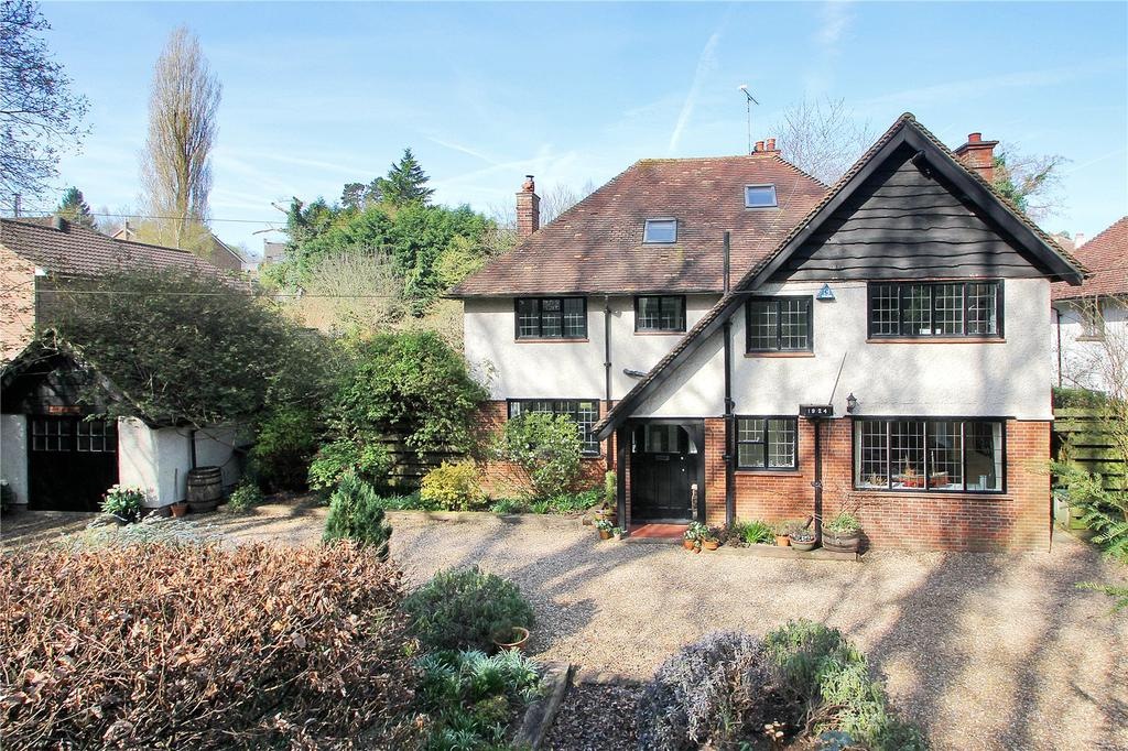 6 Bedrooms Detached House for sale in Seal Hollow Road, Sevenoaks, Kent