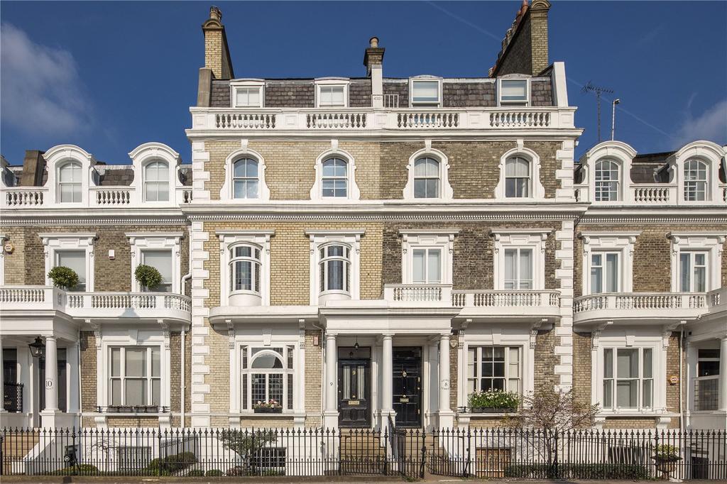 5 Bedrooms Terraced House for sale in Neville Terrace, London, SW7