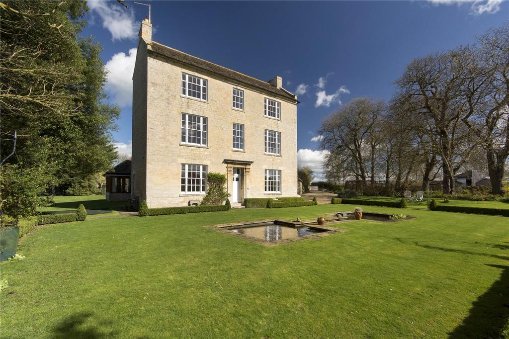 5 Bedrooms Unique Property for sale in Newstead Lane, Belmesthorpe, Stamford, Rutland, PE9