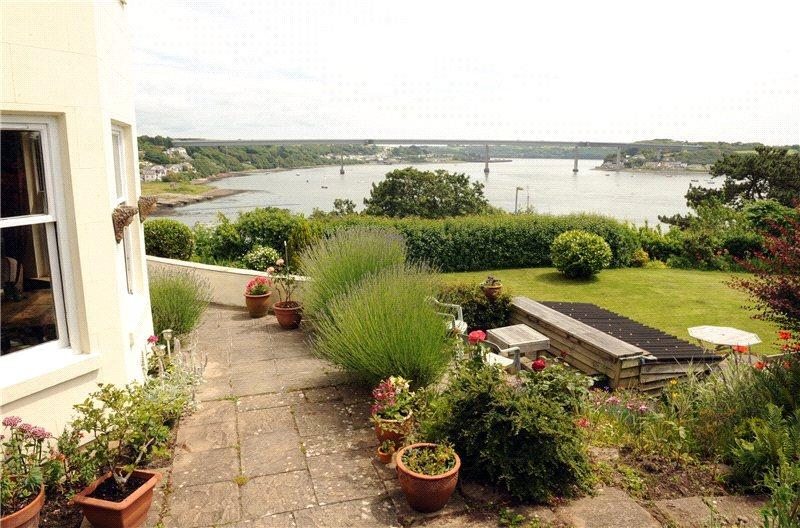 4 Bedrooms Detached House for sale in Hill Terrace, Neyland, Milford Haven, Pembrokeshire, SA73
