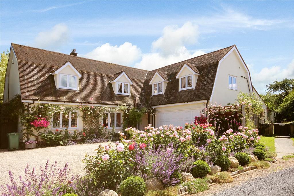 4 Bedrooms Detached House for sale in Glebe Lane, Little Easton, Dunmow, Essex, CM6