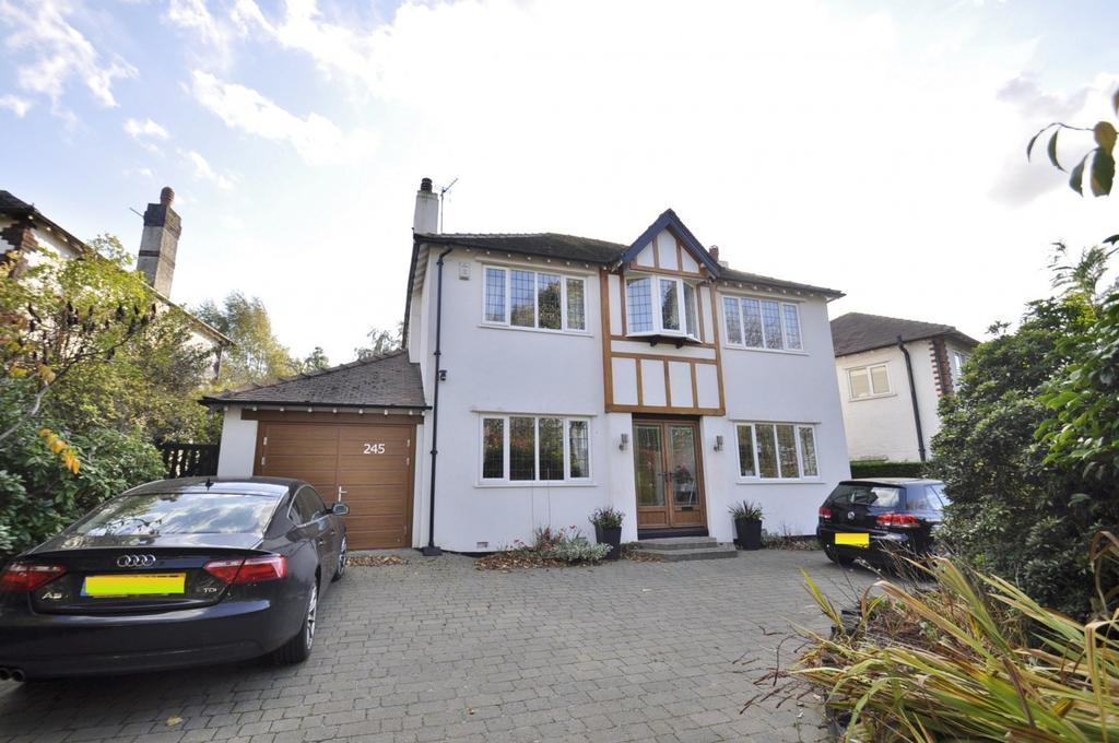 4 Bedrooms Detached House for sale in Bramhall Moor Lane, Hazel Grove