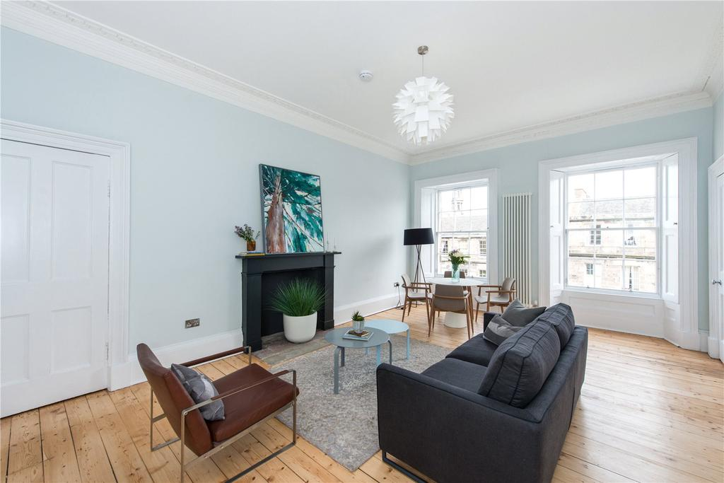 2 Bedrooms Flat for sale in 8 (3F2) Scotland Street, New Town, Edinburgh, EH3
