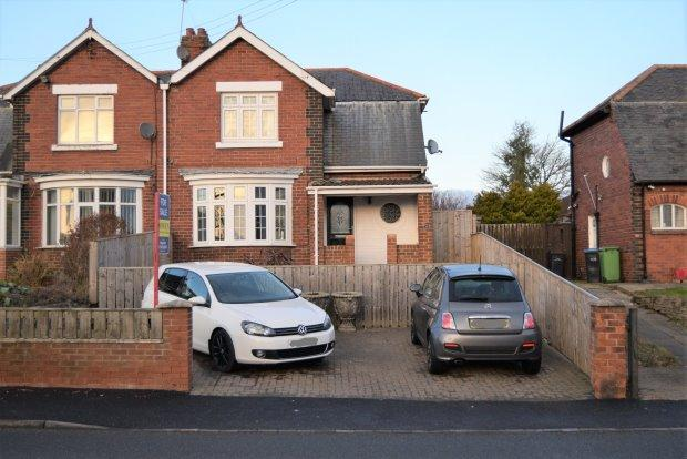 2 Bedrooms Semi Detached House for sale in HIGH ROAD, BISHOP MIDDLEHAM, SEDGEFIELD DISTRICT