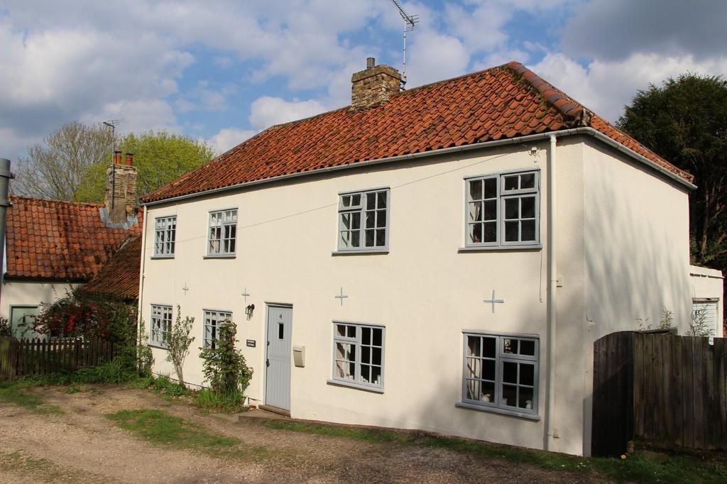 3 Bedrooms Detached House for sale in Riverside Cottage, 4 Carter Street, Fordham