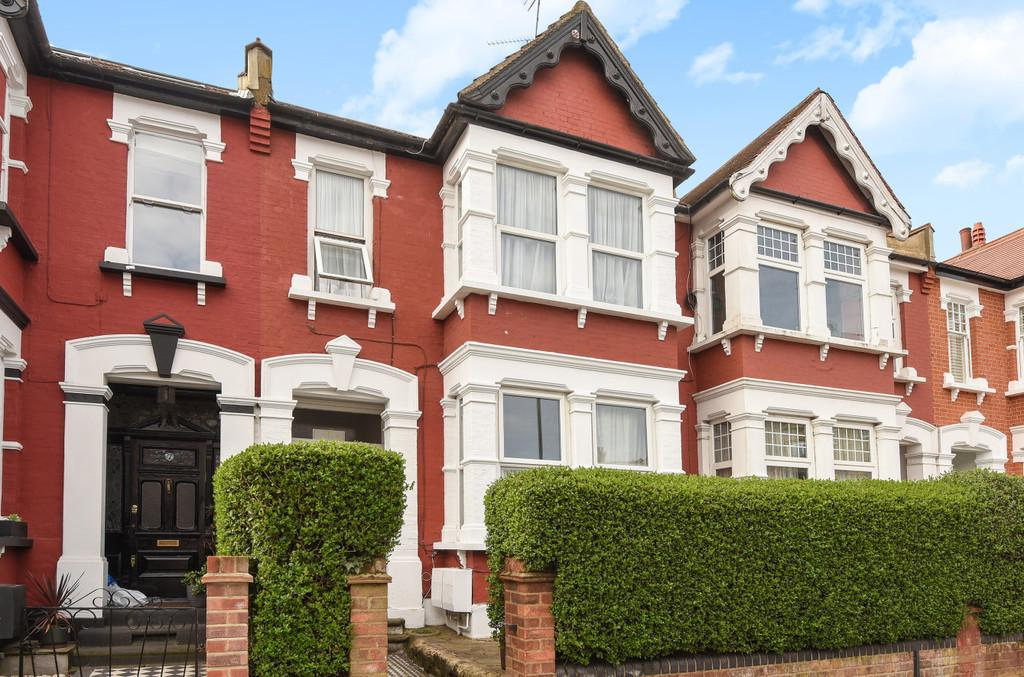 4 Bedrooms Terraced House for sale in Princes Avenue, London