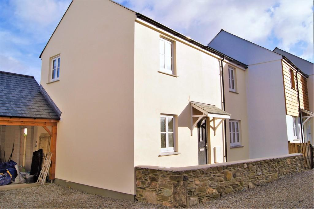3 Bedrooms End Of Terrace House for sale in Horrabridge