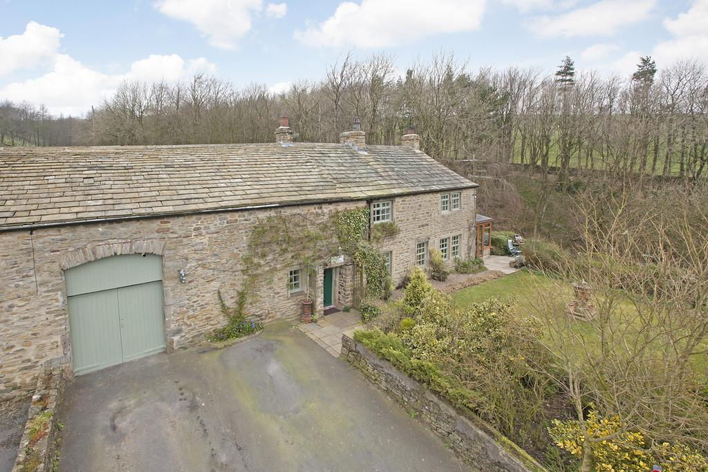 5 Bedrooms Semi Detached House for sale in Hazel Head House, Lothersdale