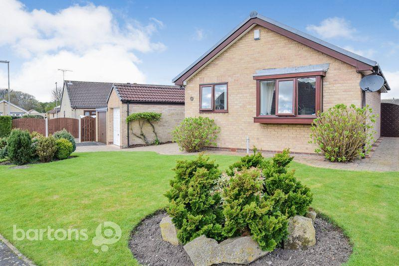 2 Bedrooms Detached Bungalow for sale in Yates Close, WICKERSLEY