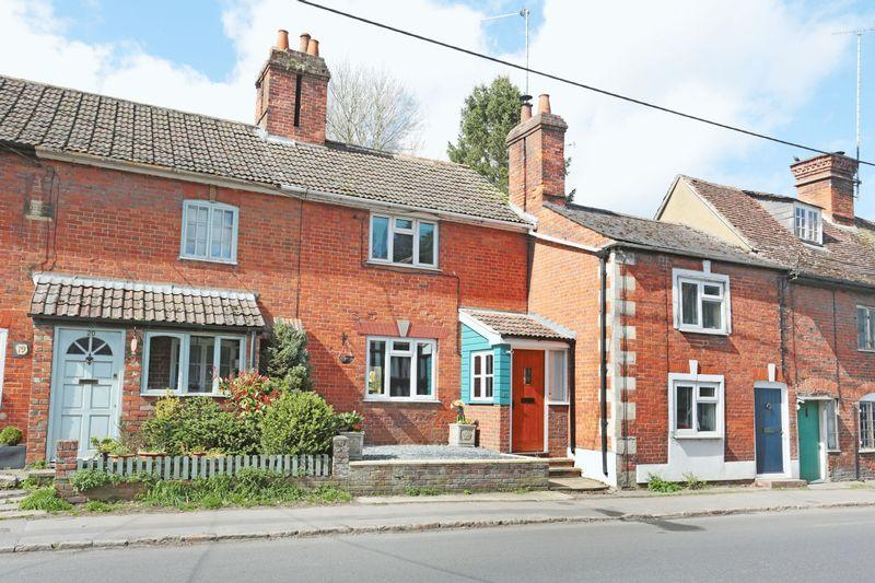 2 Bedrooms Terraced House for sale in Potterne, Devizes, SN10 5NA