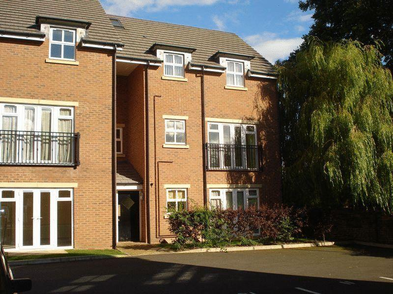 1 Bedroom Apartment Flat for sale in Dunstanville Court, Shifnal