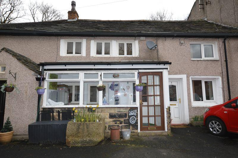 2 Bedrooms Cottage House for sale in Hurstead Cottages, Rochdale