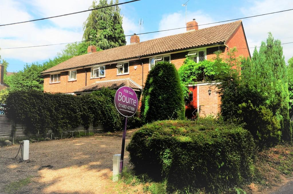 3 Bedrooms End Of Terrace House for sale in Godalming, Surrey
