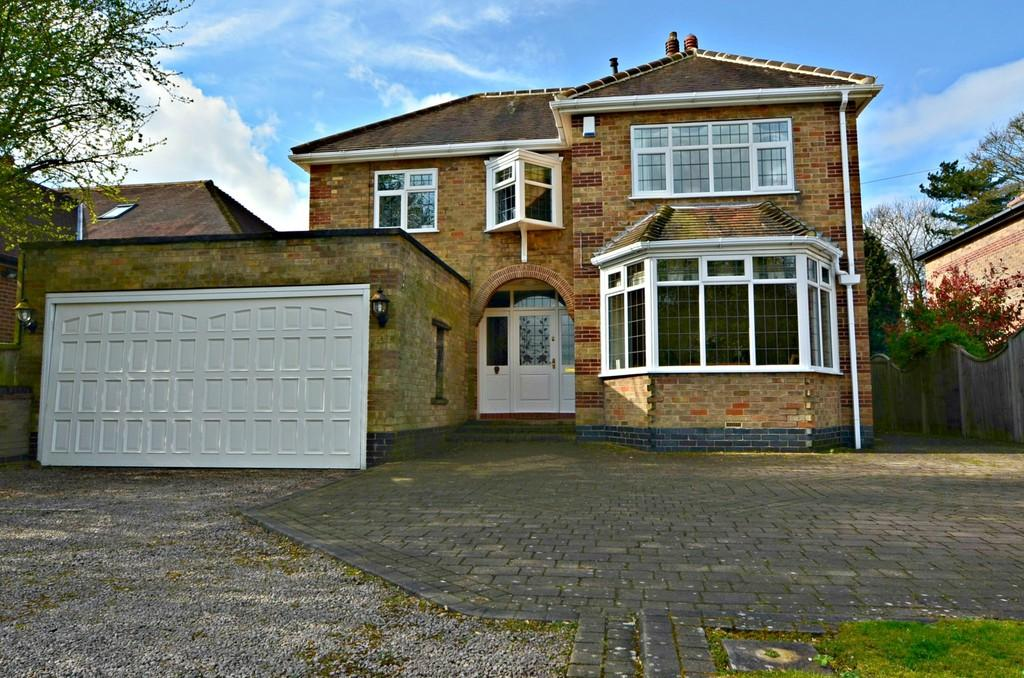4 Bedrooms Detached House for sale in Elveley Drive, West Ella